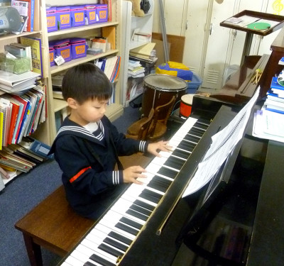 student-piano